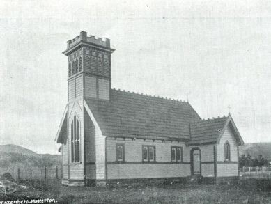 St Alban's Church, Taueru, 1913