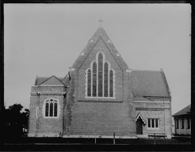 Second St Matthew's Church from the East End